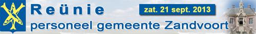 reunie Gemeente Zandvoort
