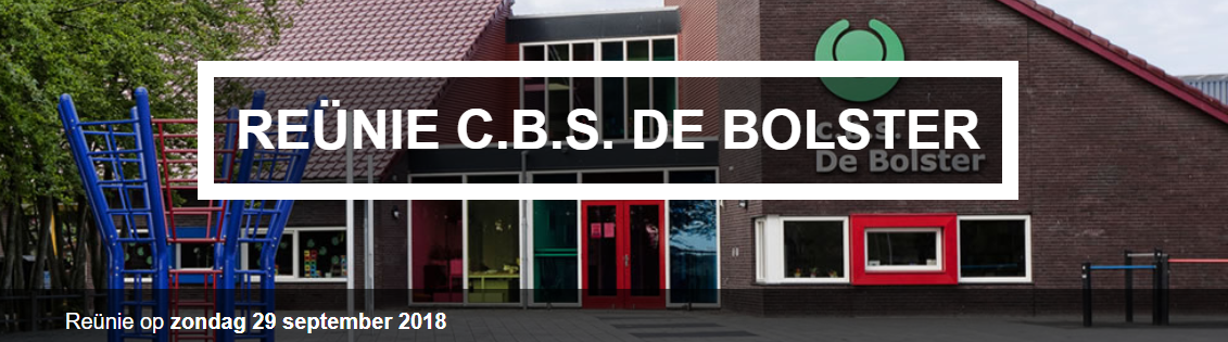 reunie C.B.S. De Bolster