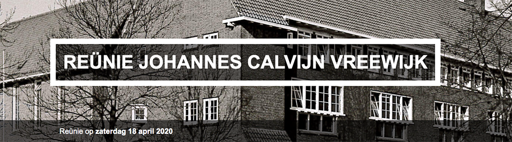 reunie JohannesCalvijnVreewijk