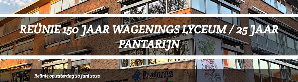 reunie ReuniePantarijn